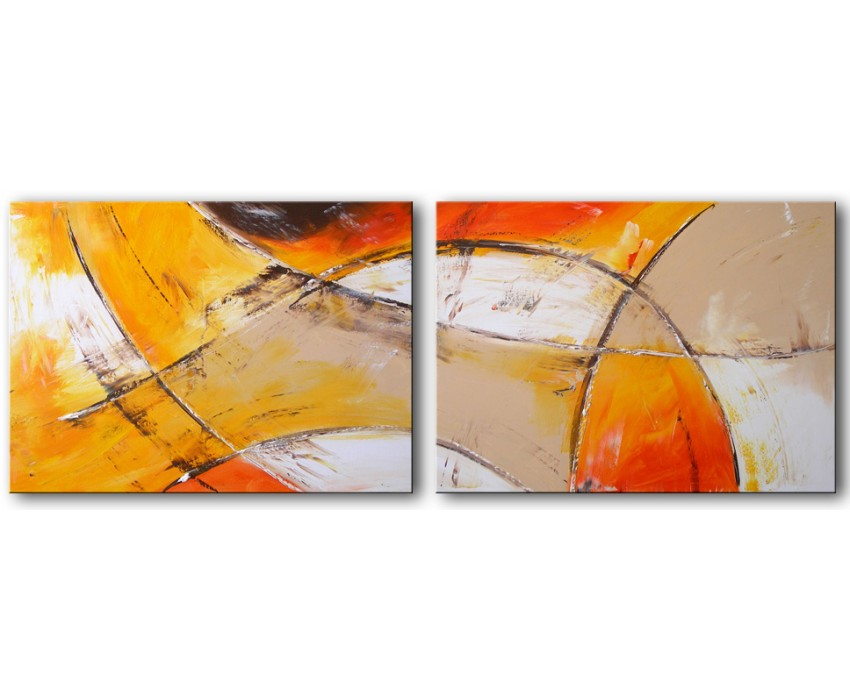 Quadro dipinto a mano: Emozioni 183