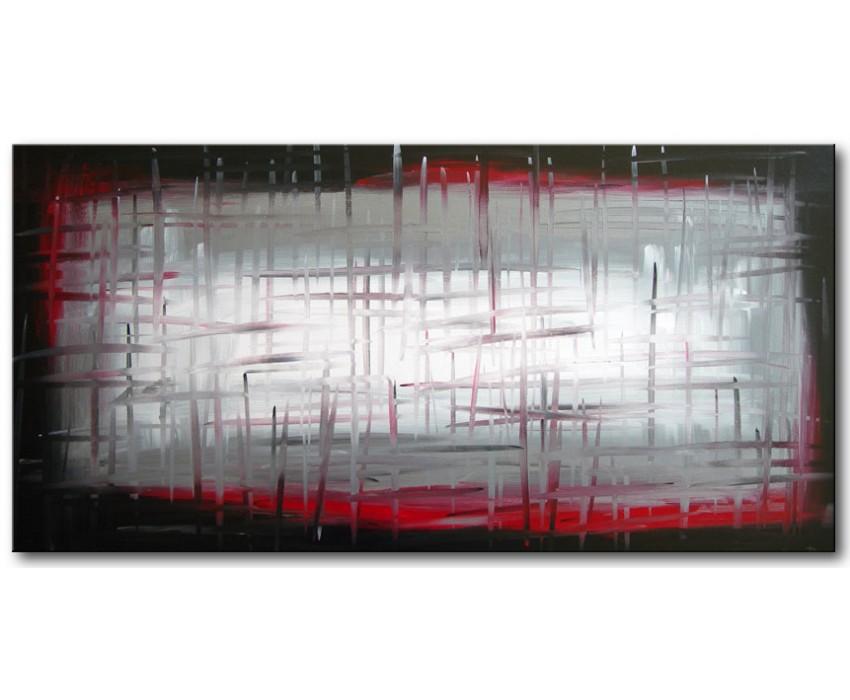 Quadro dipinto a mano: Finestre 400