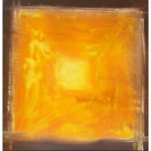 Quadro dipinto a mano: Finestre 094