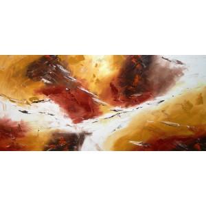 Quadro dipinto a mano: Luce 118