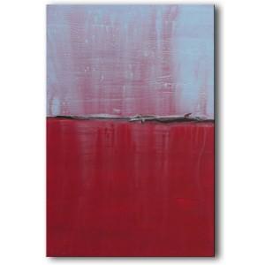 Quadro dipinto a mano: Orizzonte 137