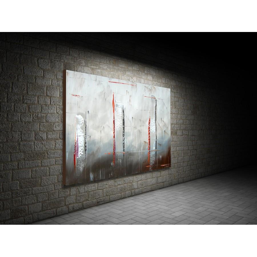 Quadro dipinto a mano: Riflesso 161