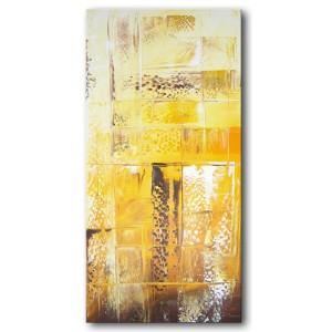 Quadro dipinto a mano: Riflesso 198