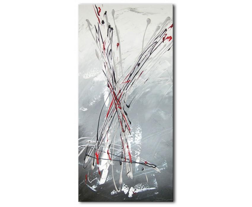 Quadro dipinto a mano: Schizzi 358