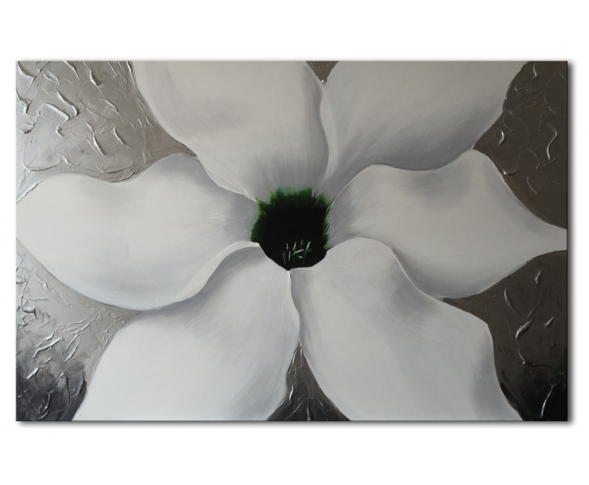 Quadro dipinto a mano: Fiore 727