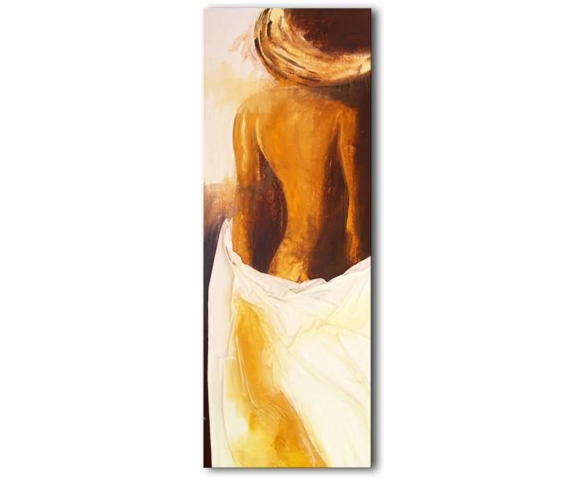 Quadro dipinto a mano: Nudo 237