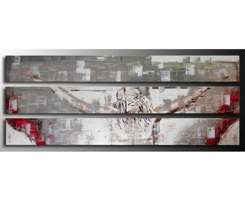 Quadro dipinto a mano: Cristo 516