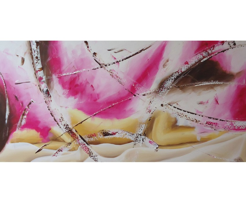 Quadro dipinto a mano: sogno 557